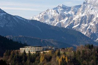 InterContinental Resort Berchtesgaden (120 images)