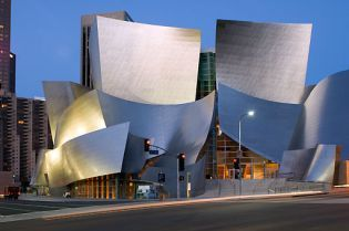 Disney Concert Hall, LA (172 images)