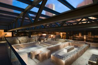 L'Almoina archaeological center Valencia (124 images)