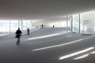 Rolex Learning Center / EPFL, SANAA (47 images)