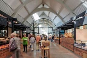 Markthalle Herford | market hall Herford ()
