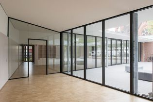 community center Altenessen (77 images)